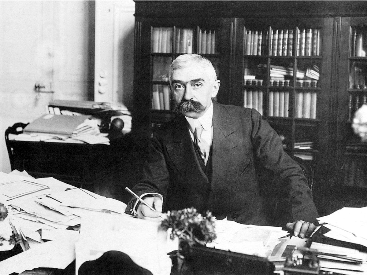 83 anos do falecimento de Pierre de Coubertin.